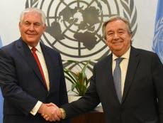 UN launches major push for nuclear disarmament talks despite US