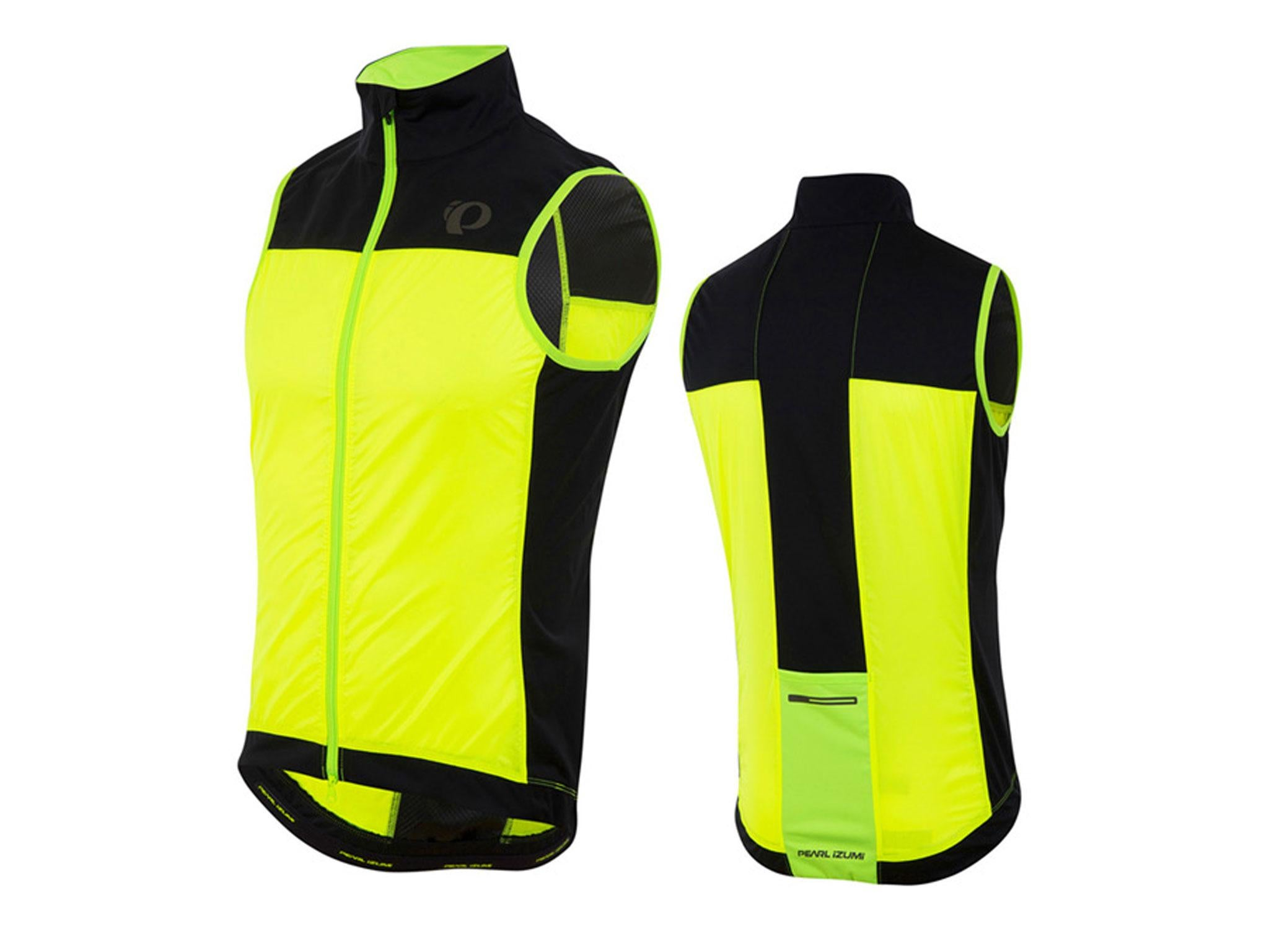 f7b6cb652 Even the most myopic motorists can t fail to spot this bold black and  fluo-yellow design. Lightweight and very packable