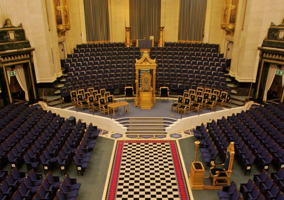 I'm a Freemason, and the discrimination against us has to