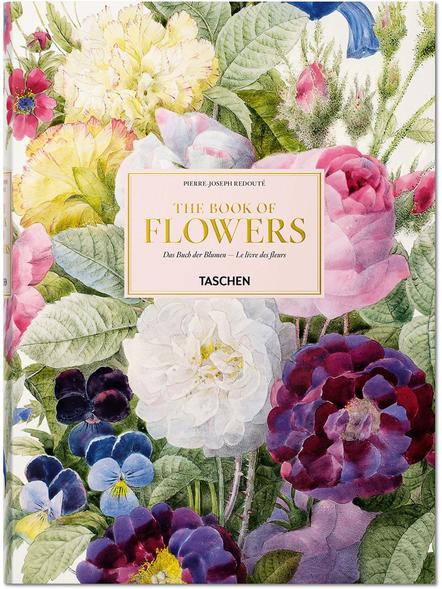 Pierre joseph redout the book of flowers displays the finest the author h walter lack is a professor at the free university of berlin and former director of the berlin dahlem botanical gardens and botanical museum izmirmasajfo