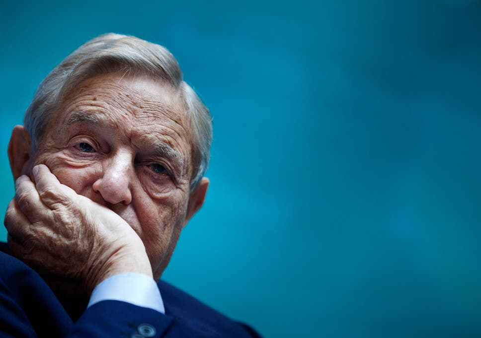George Soros Is A Man We Should All Admire And Thats Why The