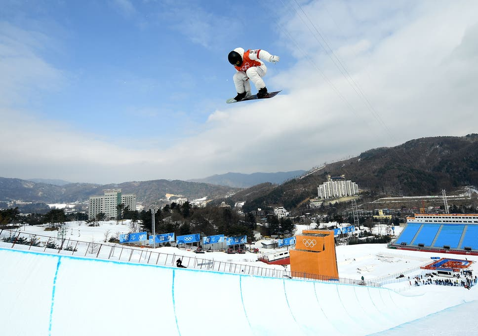 759e814b39 Sport. Shaun White is looking to win his third Winter Olympics gold medal  after losing out in