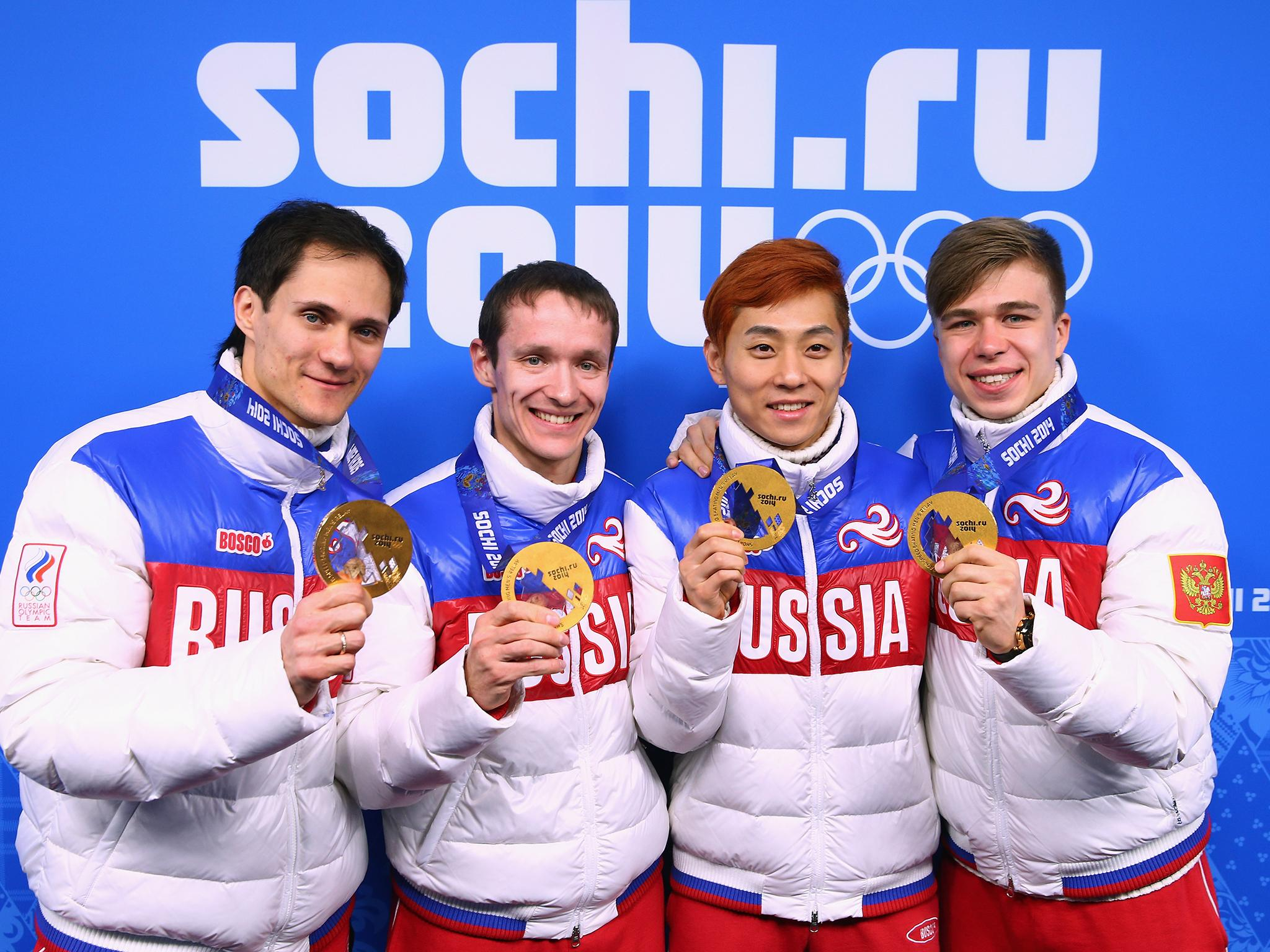 The IOC removed the Russian team from the Olympics in South Korea 05/12/2017 85