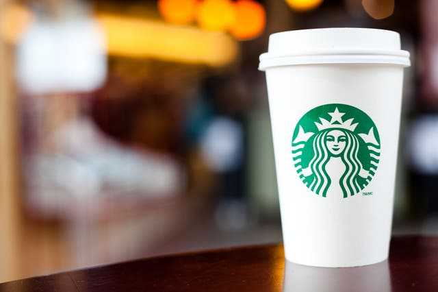 2.5 billion coffee cups are thrown away in the UK each year but less than 1 per cent are recycled
