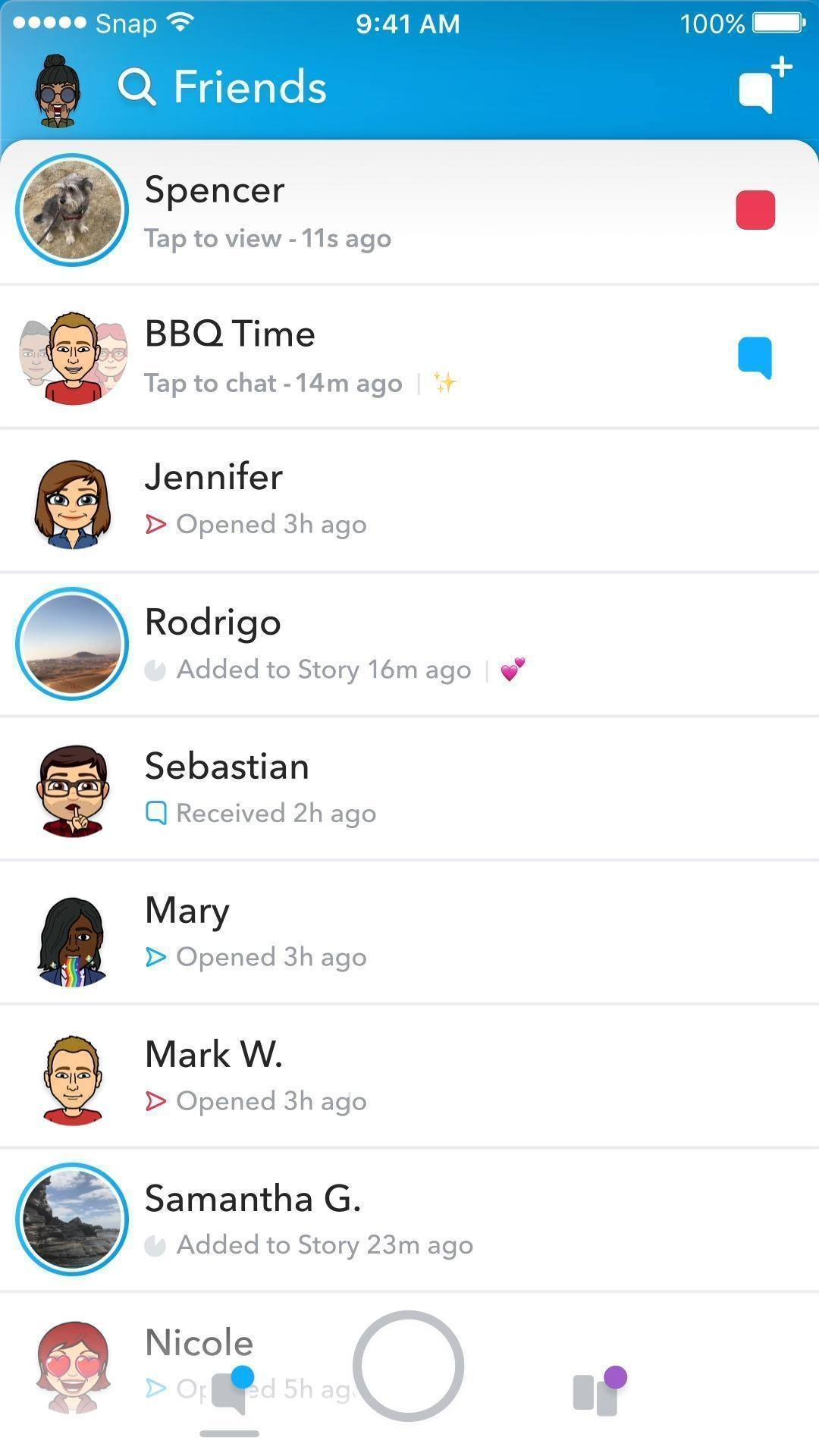 Snapchat update: How to use the new, redesigned version of