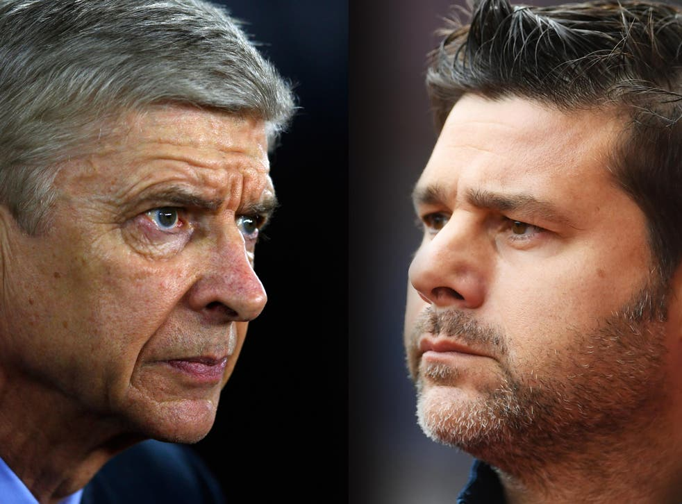 Pochettino has revolutionised something that Wenger used to be at the forefront of