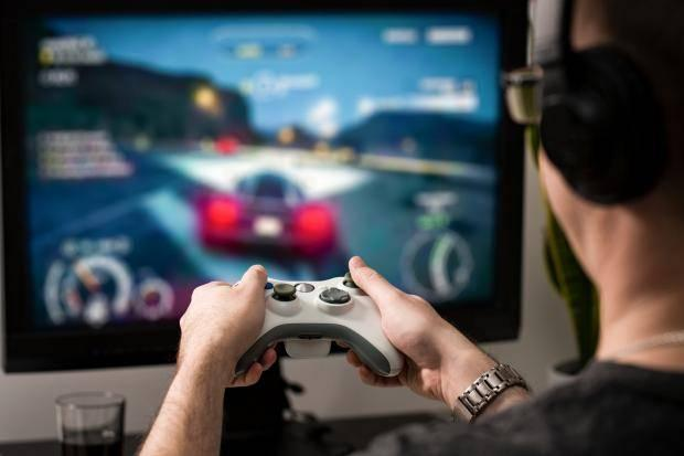 Playing Video Games Is A Key Strategy For Coping With Stress Study Finds The Independent The Independent