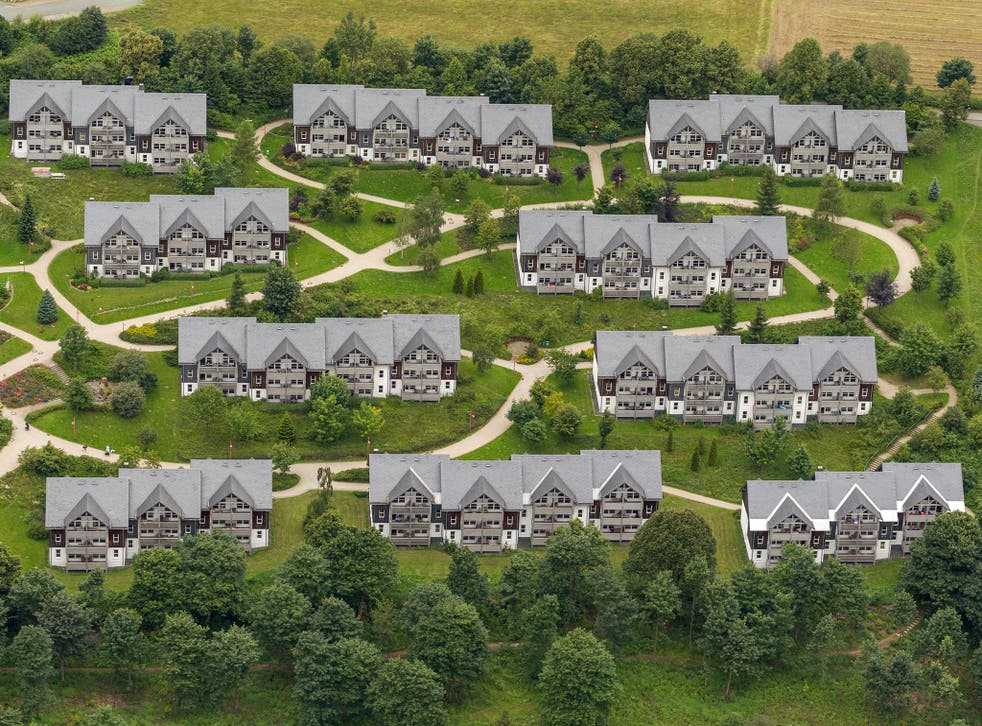 Together but apart: cohousing offers people communal living without being under one roof
