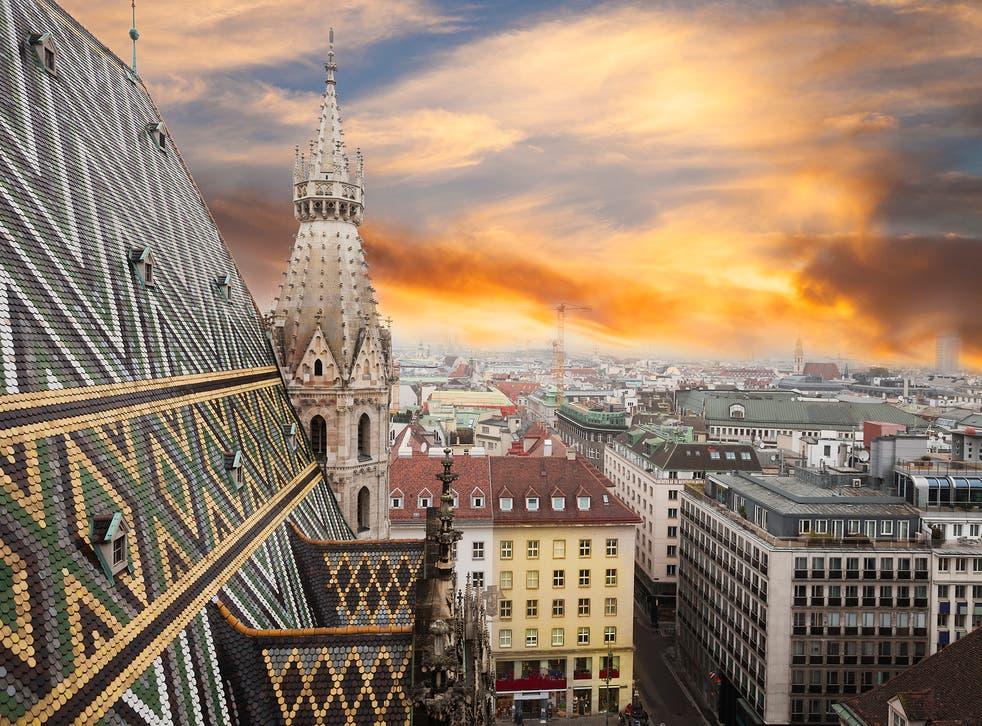 Vienna's St. Stephen Cathedral