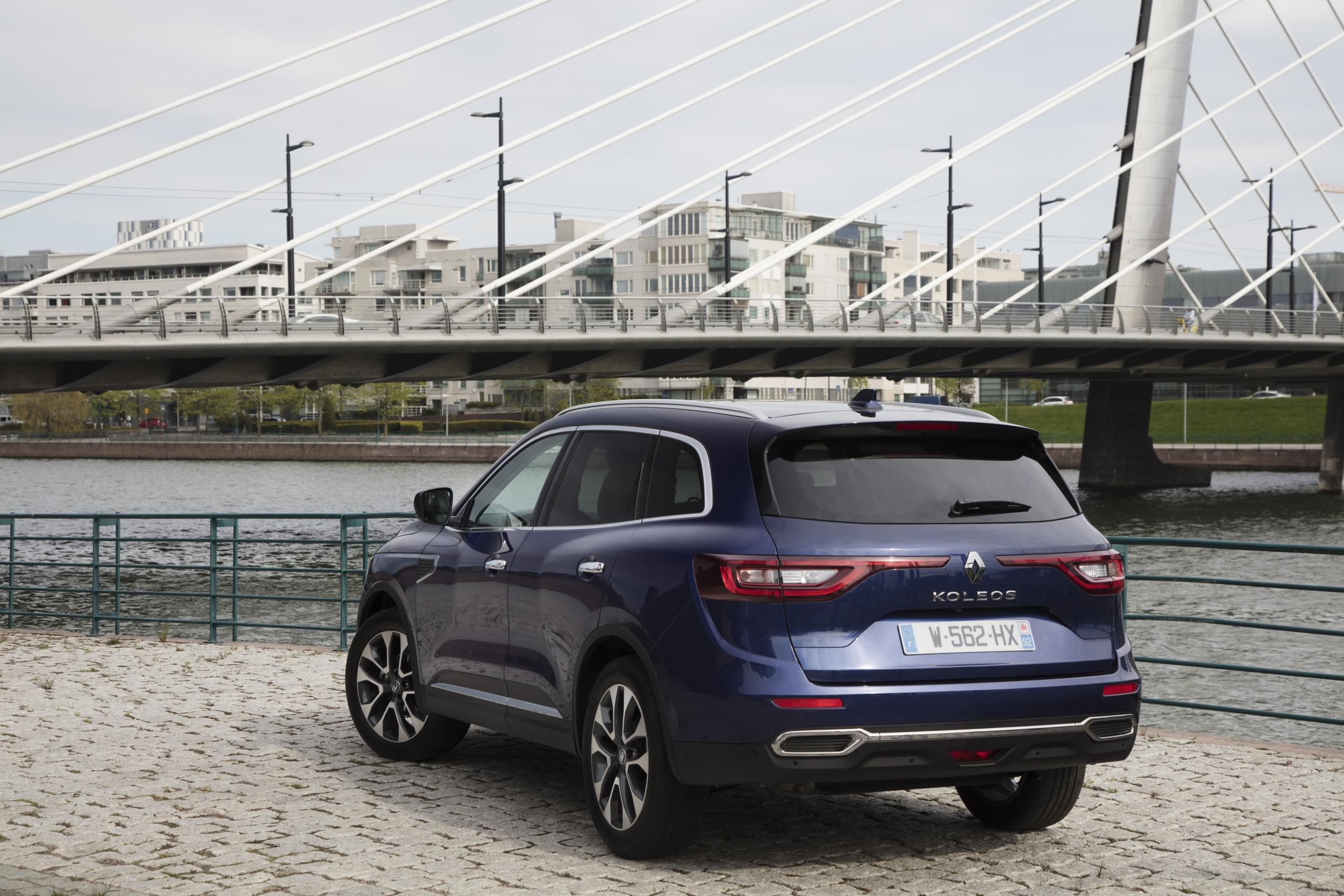 Car Review: Renault Koleos | The Independent