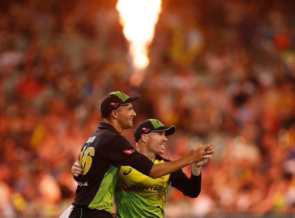 Australia were superb in the second T20 match