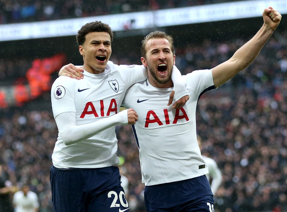 Harry Kane's goal was enough to win the game for Spurs