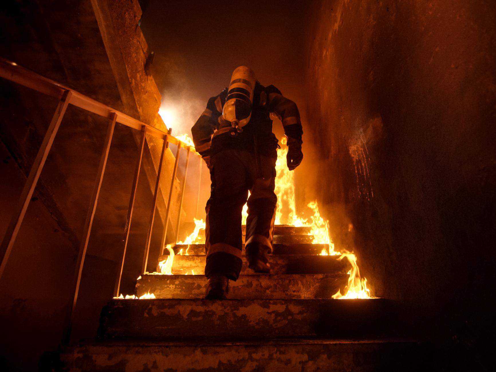 Hundreds of fire deaths may be linked to skin creams, senior firefighter warns