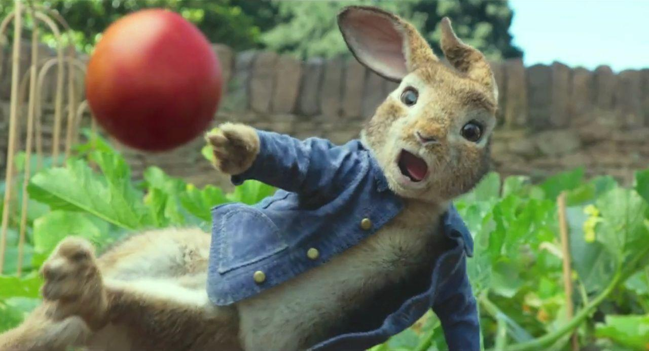 Peter Rabbit film facing boycott over controversial 'food allergy bullying' scene