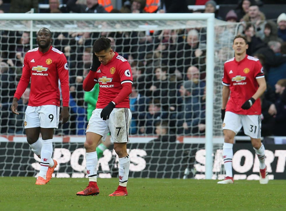 Manchester United lacked threat even with Alexis Sanchez in their ranks