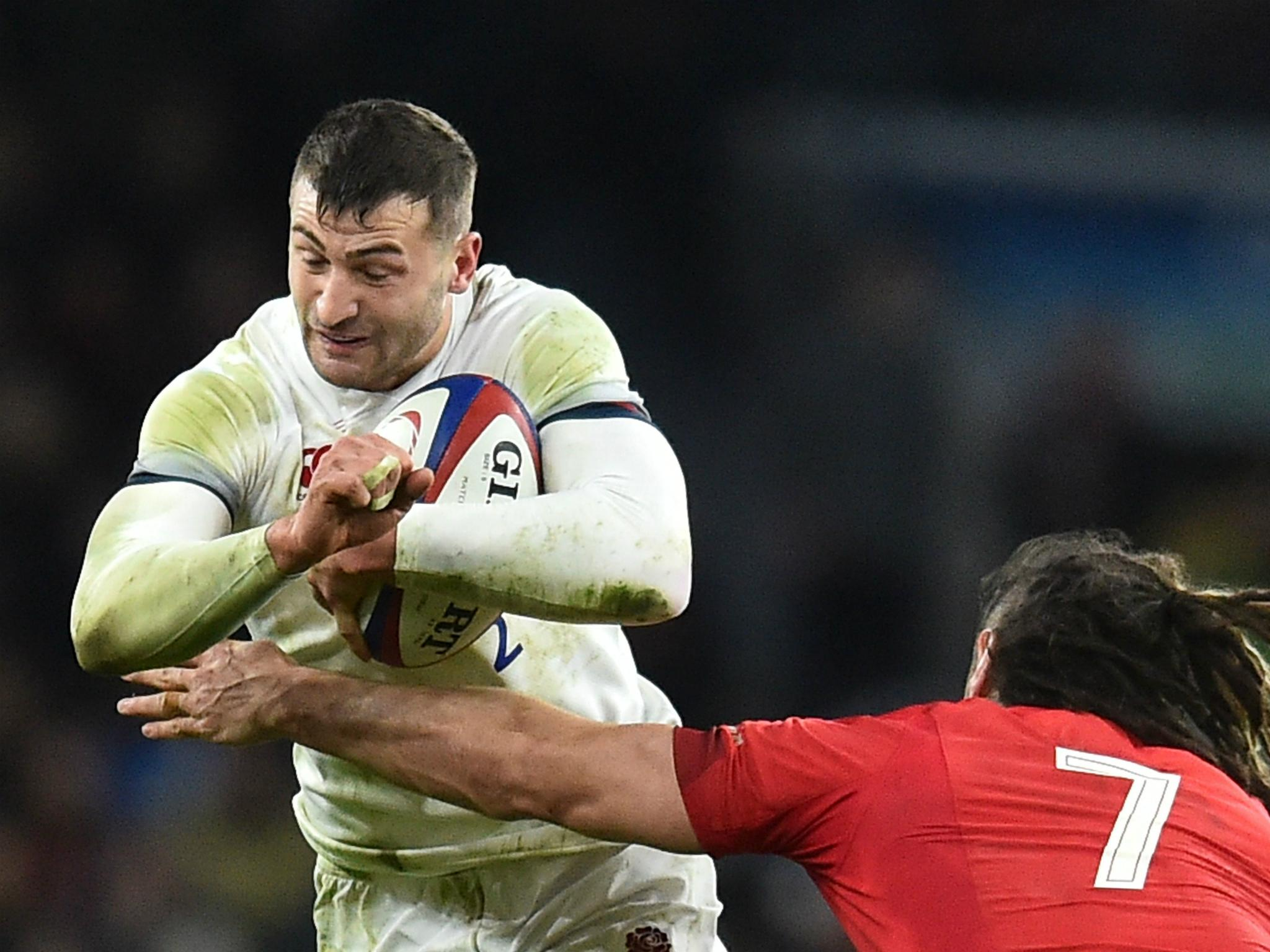 Six Nations 2018 team of the weekend: Teddy Thomas, Jonny May and Owen Farrell star in round two