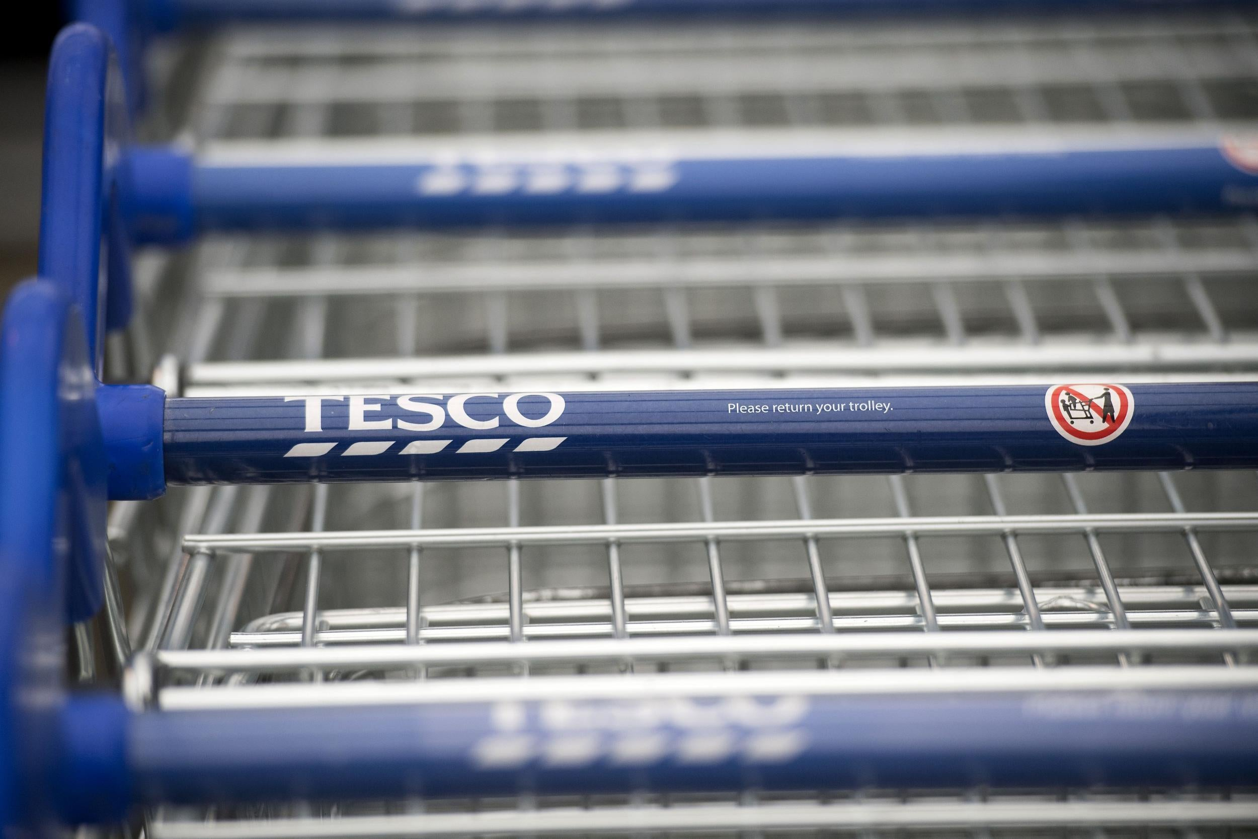 Tesco's 'sexist' shopping trolleys are making people furious