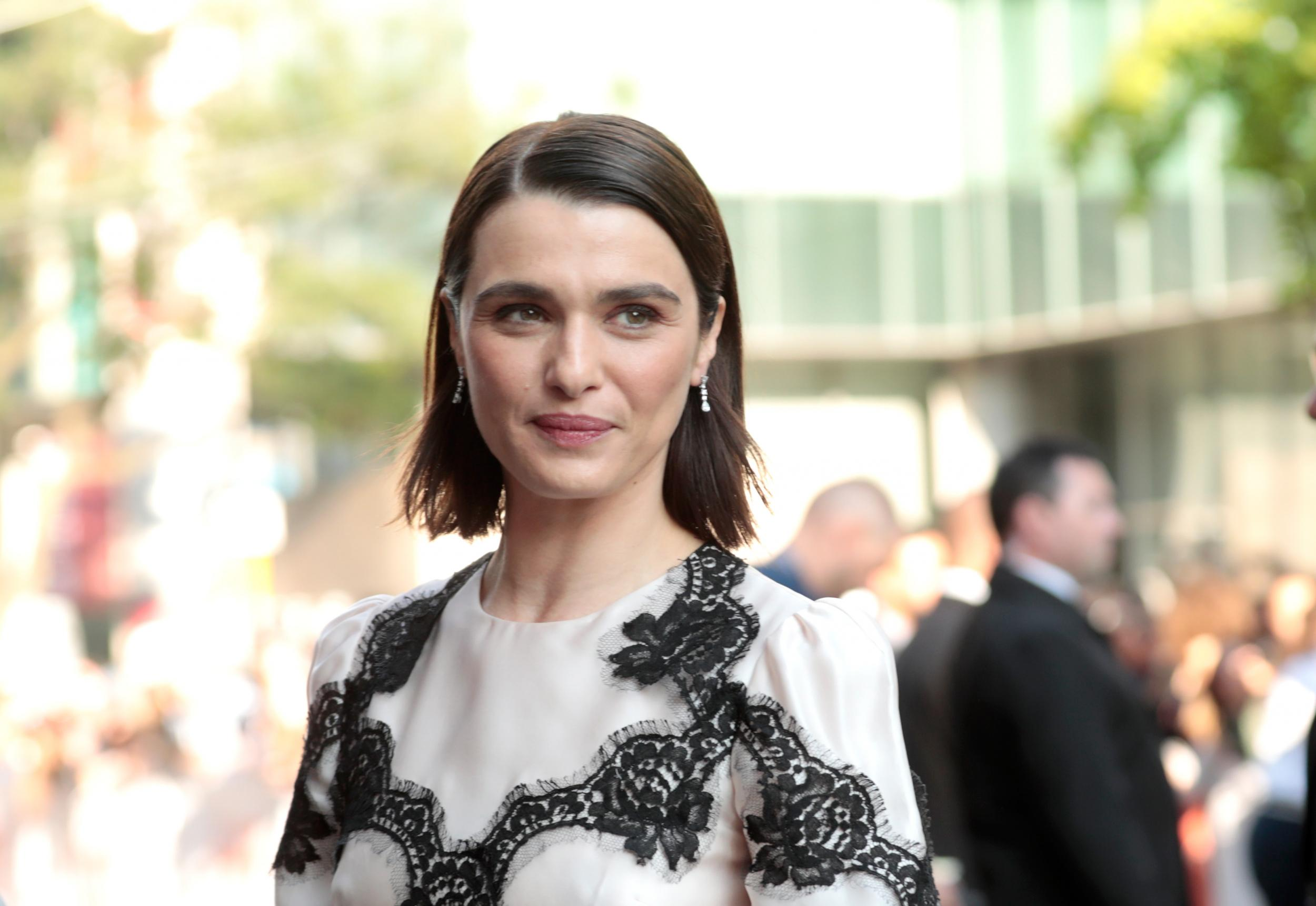 Rachel Weisz reveals how she feels about the idea of a female James Bond