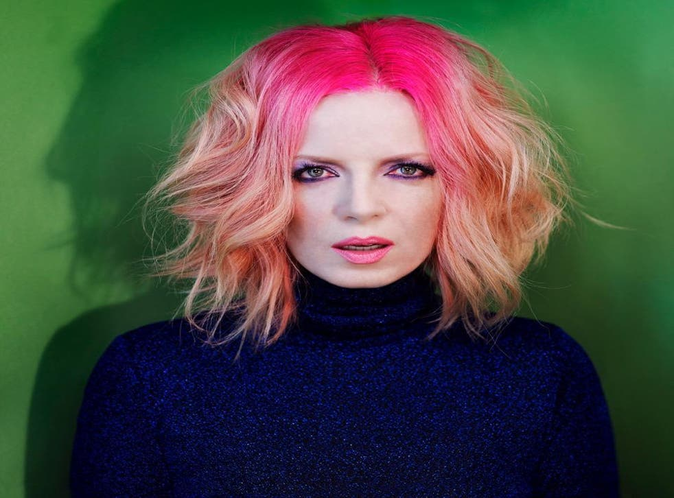 Shirley Manson: 'The patriarchy has created a binary system in which males often thrive and women shrink. It's all so crazy and outdated. Gender is dead'