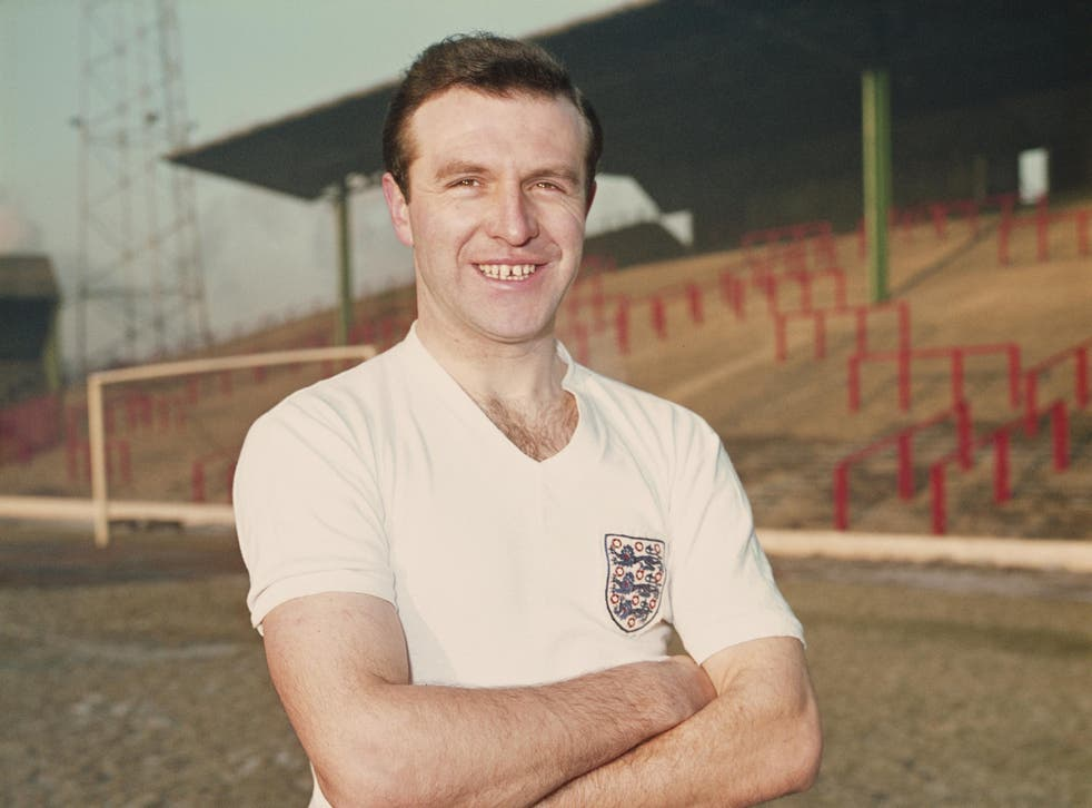 After the 1962 World Cup, journalists voted Armfield the best right-back in the world