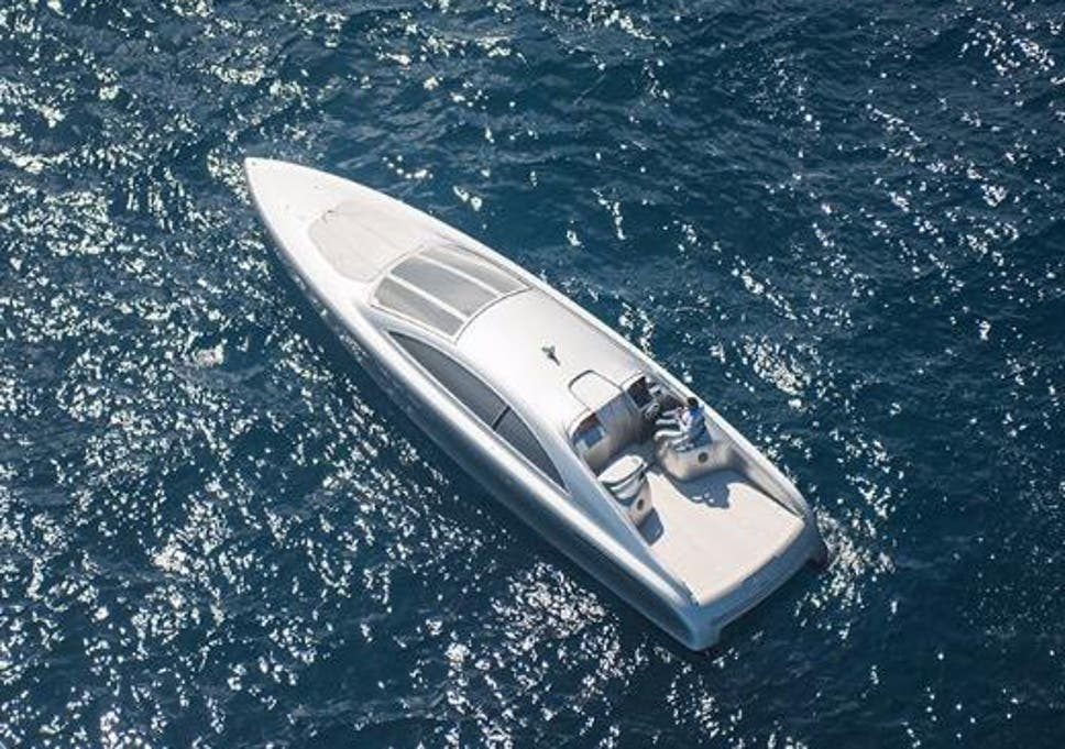 Mercedes Created A Luxurious 1 7 Million Yacht That Only 10 People