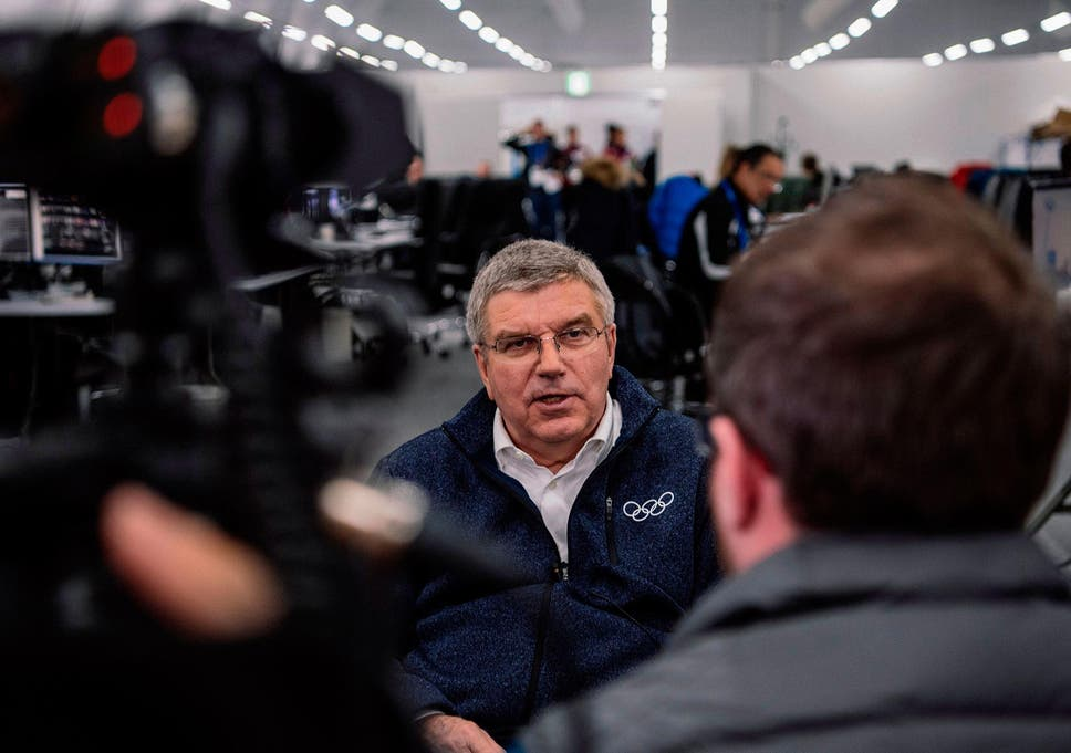 IOC president Thomas Bach to visit North Korea after Winter Olympics