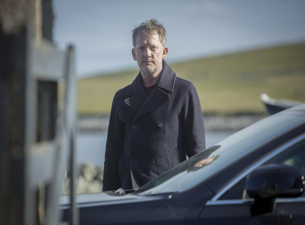 Douglas Henshall has been an underestimated talent for too long, though his day in the sun – well, drizzle – seems to have arrived