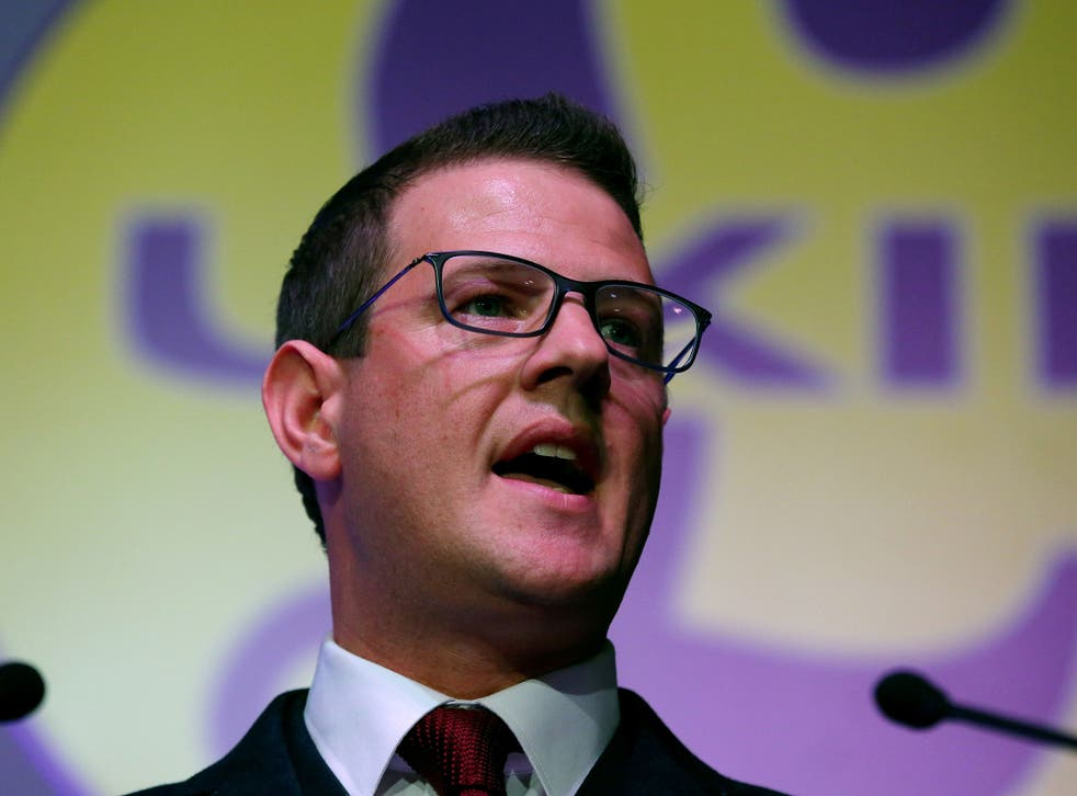 Paul Oakden said he was stepping down 'entirely of my own volition'