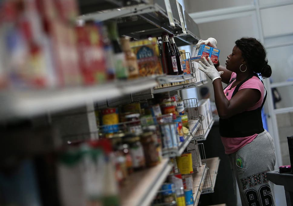 Trump Administration Wants To Scrap Food Stamps And Give Poor People