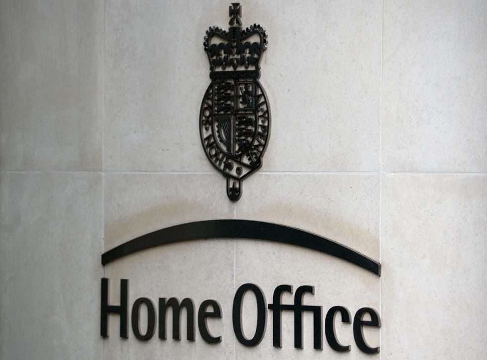 The Home Office is acting after 'an increase in terrorist activity motivated by the extreme right wing'