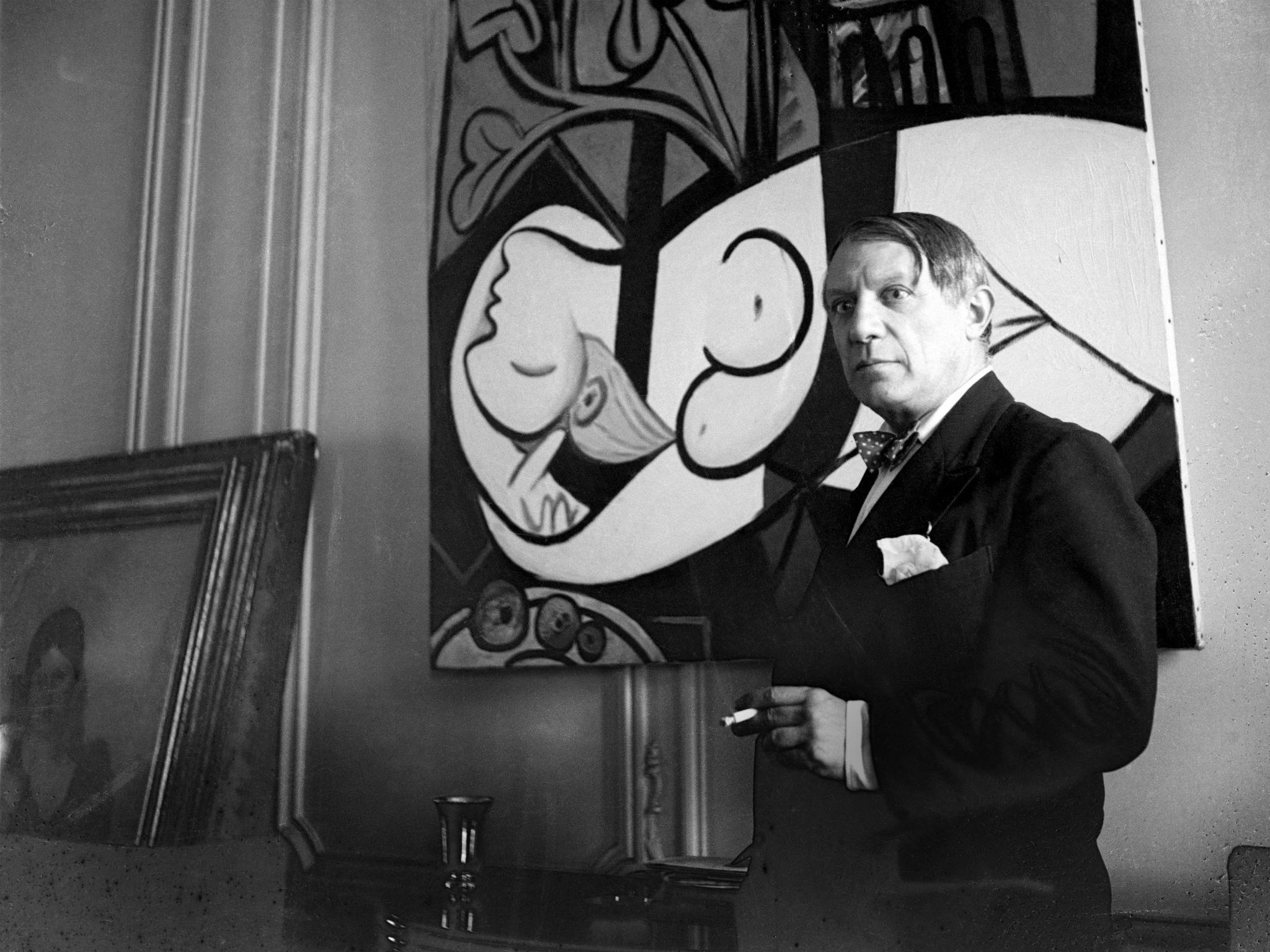 Picasso - Magazine cover