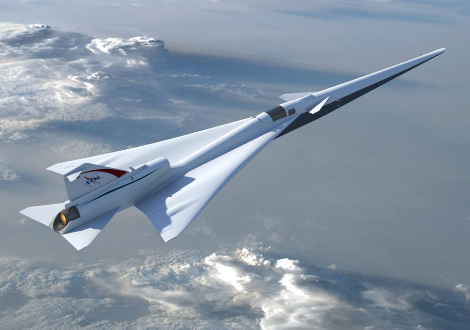 Nasa Developing Supersonic Alternative To Concorde That Will