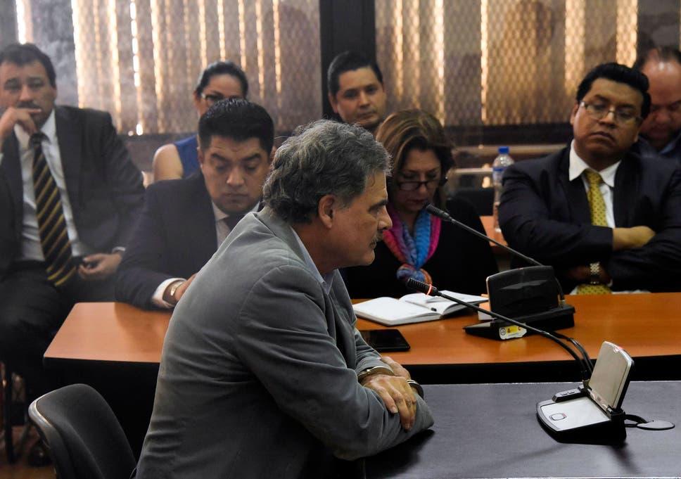 Oxfam scandal: International chairman arrested in Guatemala