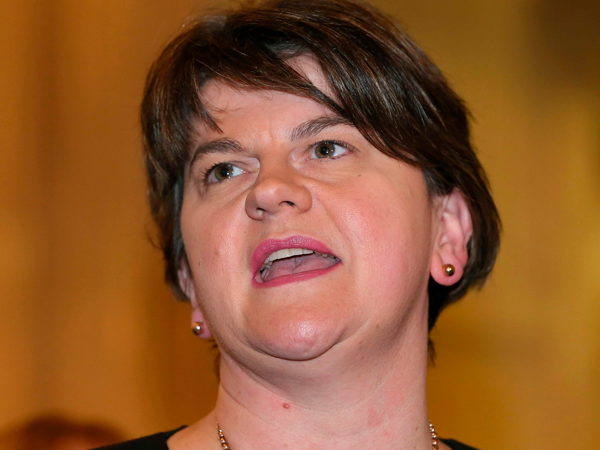 817c9a2c0 Theresa May's visit to Northern Ireland described as 'distraction' by  Arlene Foster | The Independent