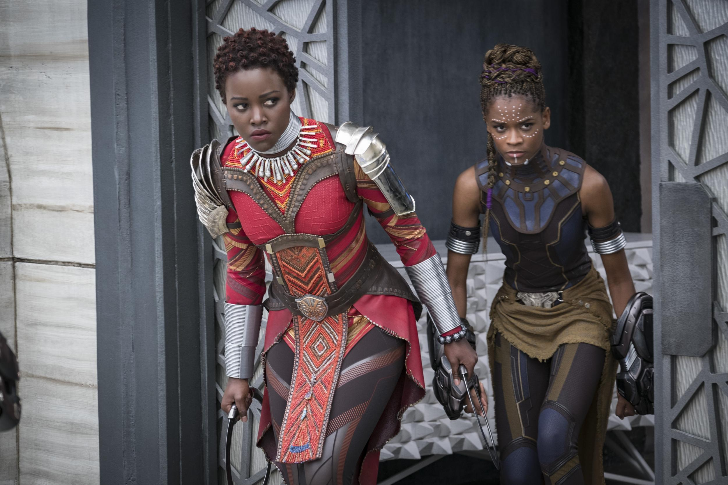 black panther post-credits scene explained and how they may set up