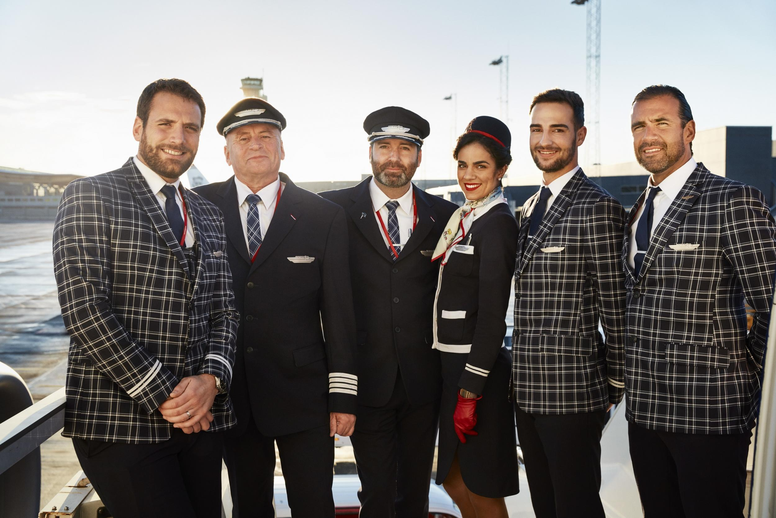 The world's best and worst cabin crew uniforms | The Independent