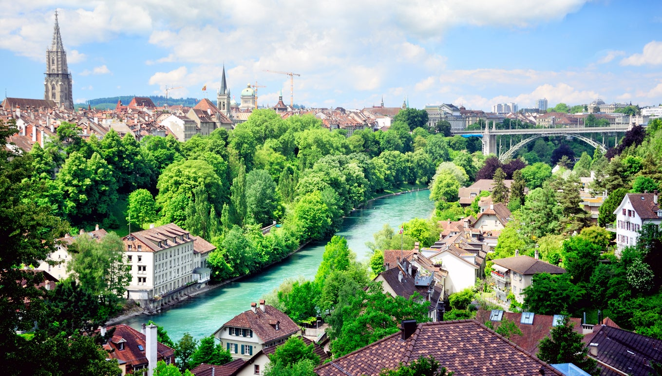 Bern: Where to eat, drink, shop and stay in Switzerland's capital city