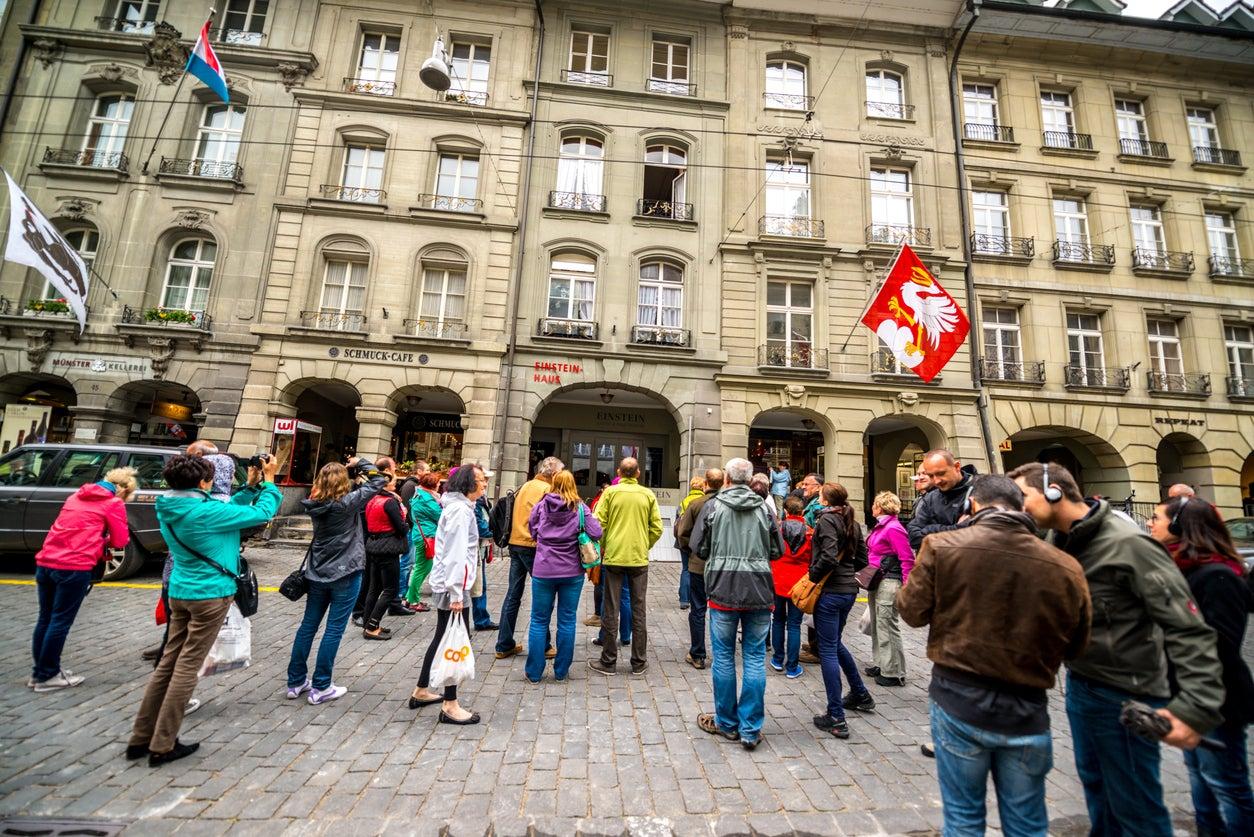 Ταξίδι στην Βέρνη της Ελβετίας