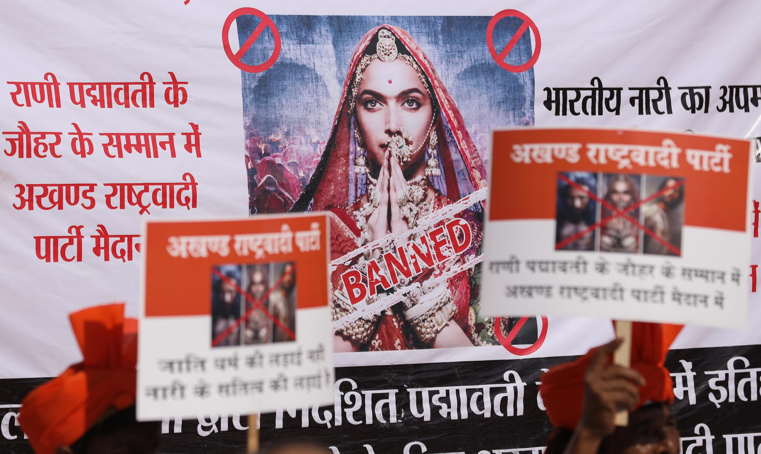 Bollywood epic 'Padmaavat' has emerged out of the mists of legend to divide Indian society