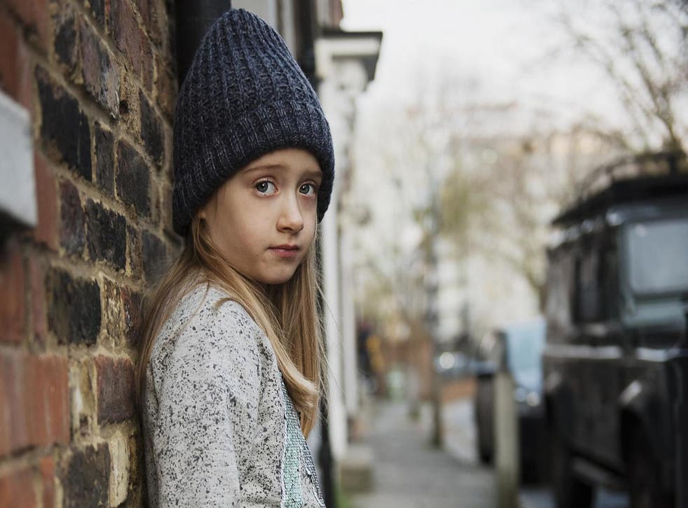 The determined youngster posed for a series of photos wearing her favourite pieces from Zara boys to show how she styles them
