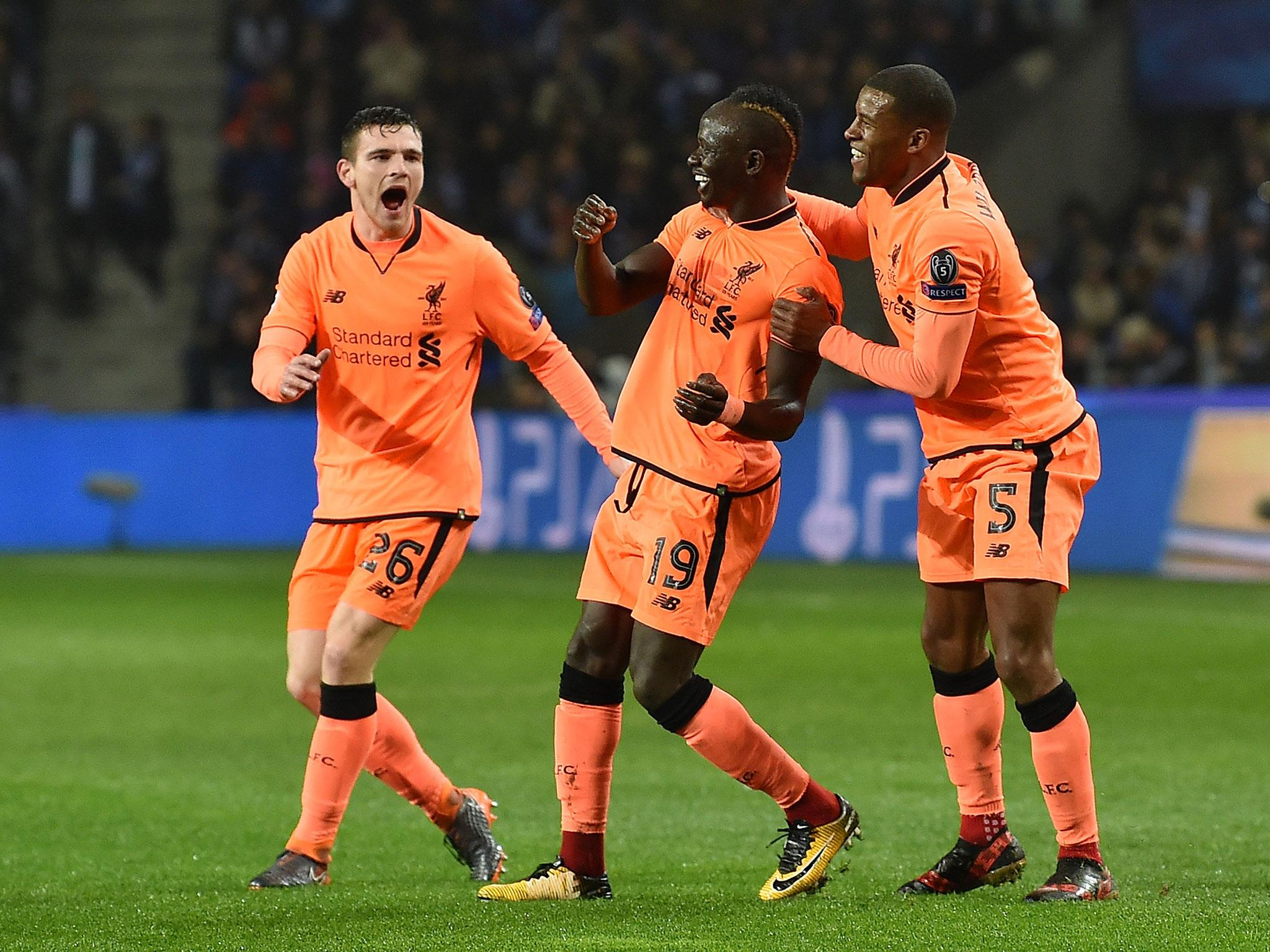 Champions League - as it happened: FC Porto vs Liverpool and Real Madrid vs PSG | The Independent