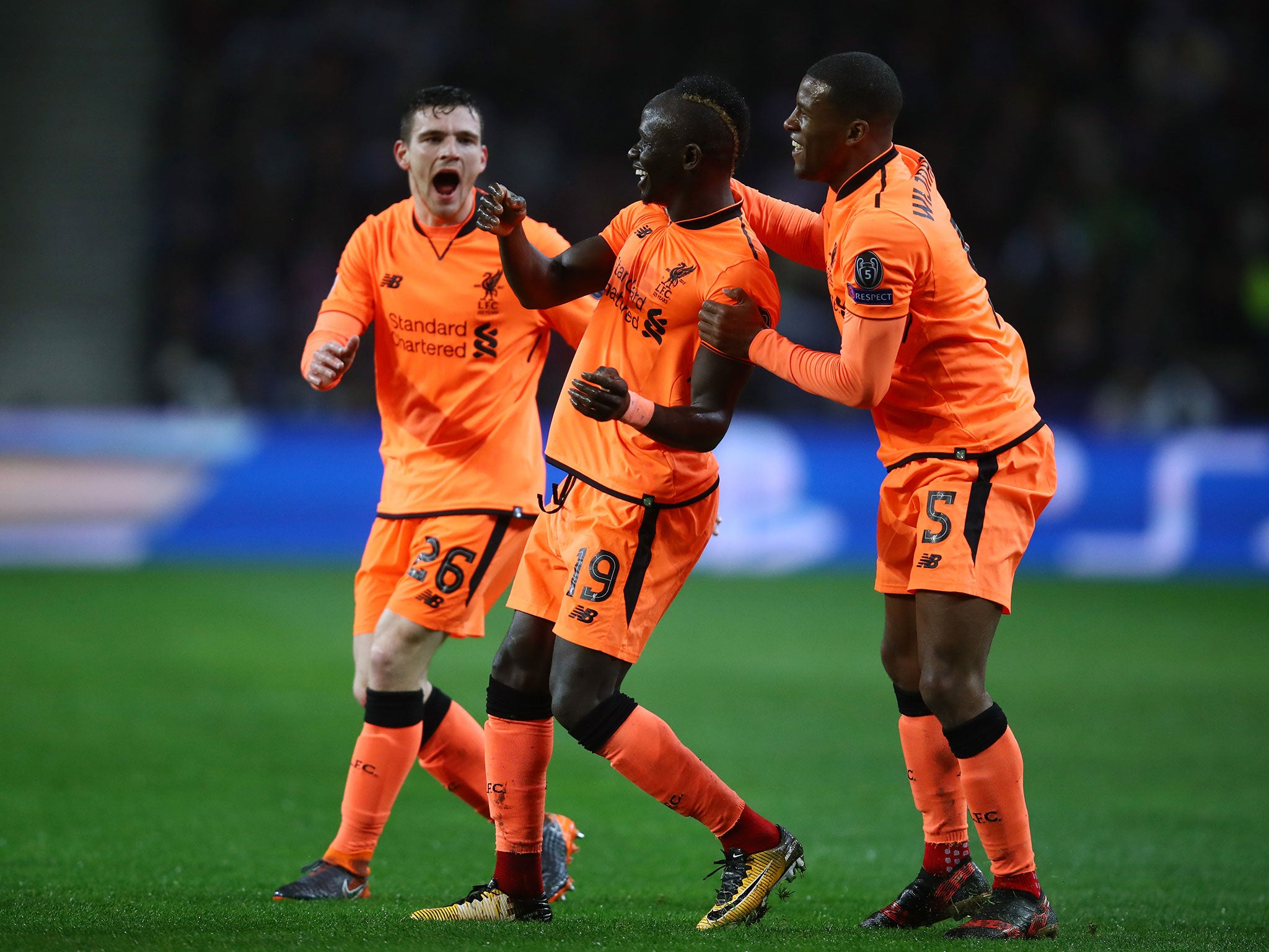 FC Porto vs Liverpool: 5 things we learned from the Reds' rousing Champions League victory