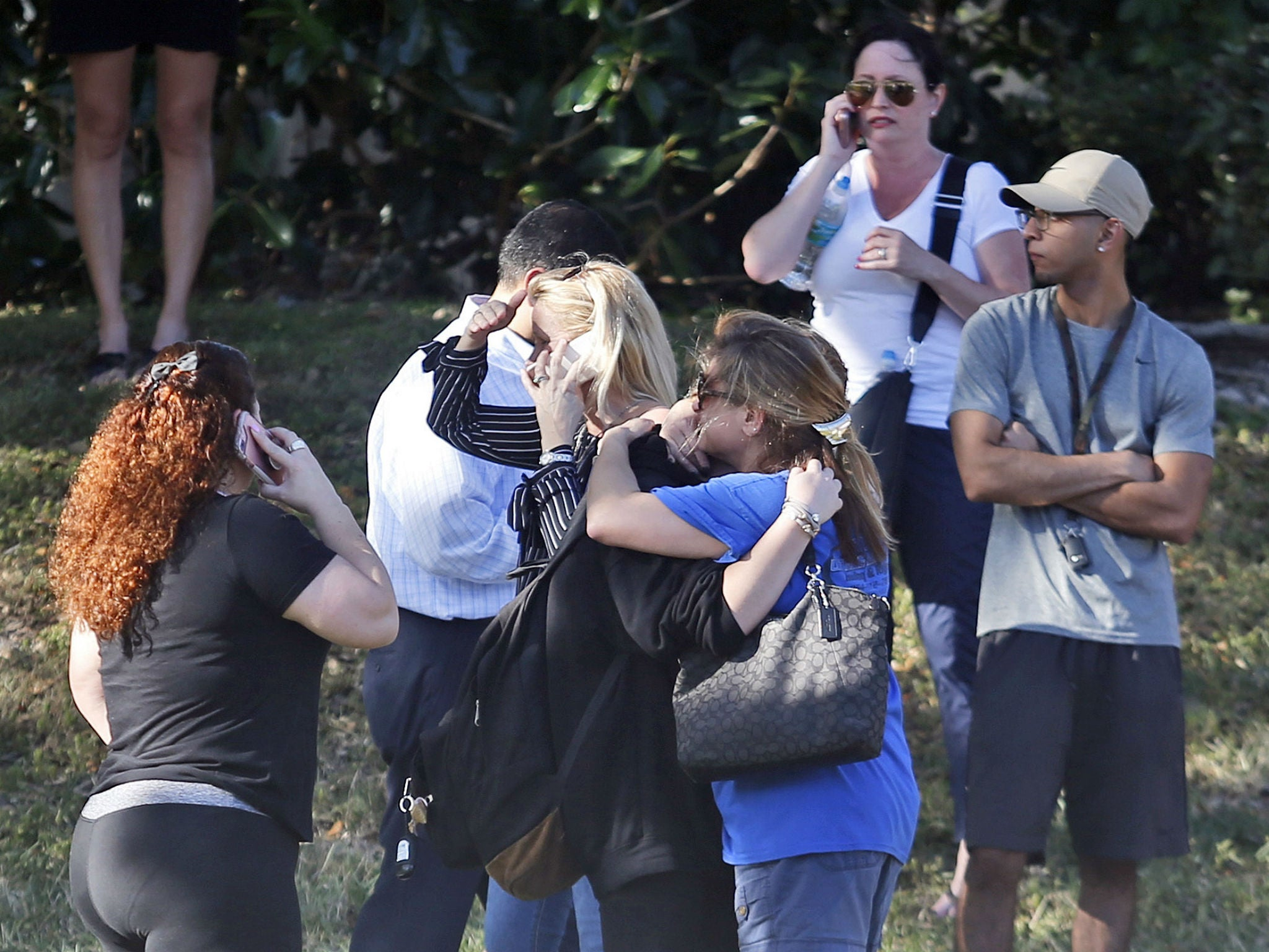 Florida shooting: What we know so far about latest act of gun violence to  hit a US school | The Independent