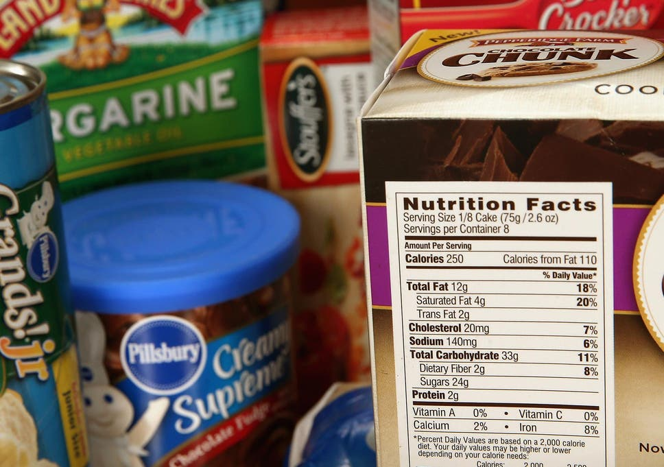 Processed Food Sugary Cereals And Sliced Bread May Contribute To