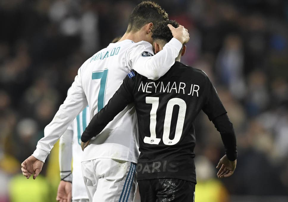Cristiano Ronaldo Taught Neymar A Lesson In How Sometimes Less Is