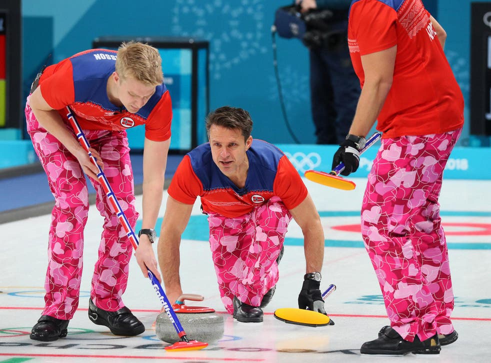 Curlers are a reminder of a more grounded world in which dullness sharpens drama, rather than standing at odds with it