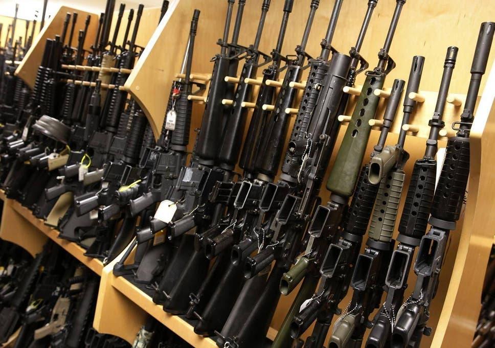 Republican politician raffles AR-15 rifle days after Florida