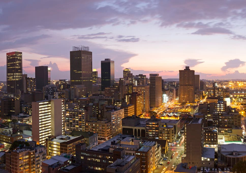 Johannesburg: How to stay safe on holiday in South Africa | The