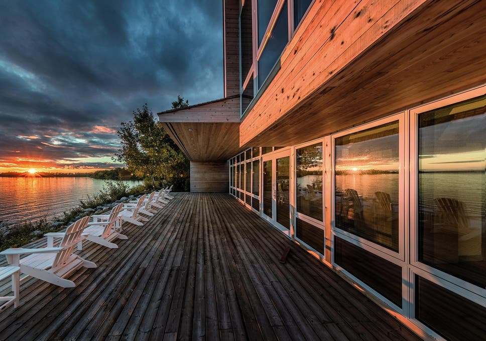 Living On Water How Architecture Is Shaped By The Coast The