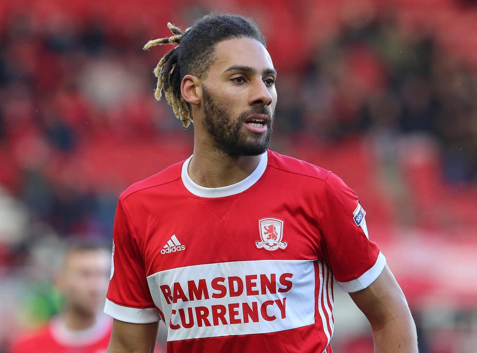 Ryan Shotton moved to Middlesbrough from Birmingham last summer